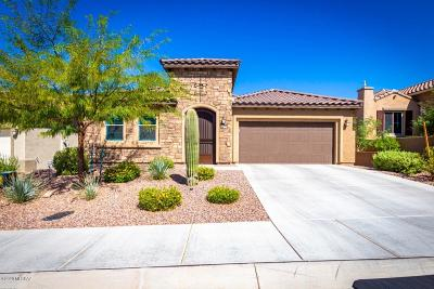 Marana Single Family Home Active Contingent: 7158 W Cape Final Trail