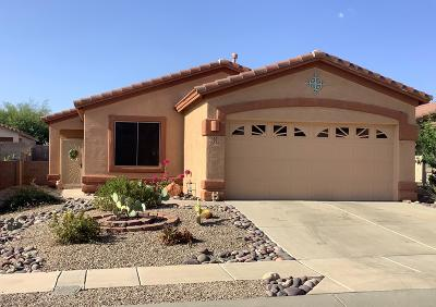 Marana Single Family Home For Sale: 5578 W Acacia Blossom Place