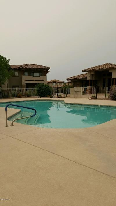 Oro Valley Condo Active Contingent: 655 W Vistoso Highlands Drive #153