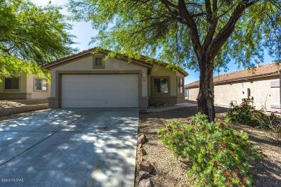 Marana Single Family Home Active Contingent: 5583 W Sunset Vista Pl. Place