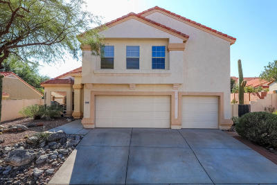 Oro Valley Single Family Home For Sale: 11915 N Deer Clover Lane