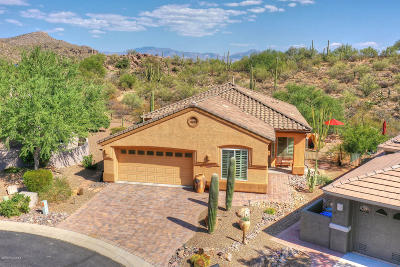 Marana Single Family Home Active Contingent: 13576 N Nightstar Court