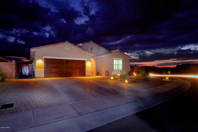 Sahuarita Single Family Home For Sale: 1418 E Stronghold Canyon Lane