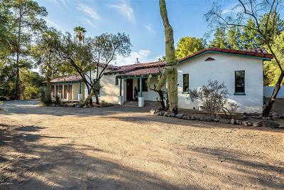 Tucson Single Family Home Active Contingent: 3251 E Broadway Boulevard