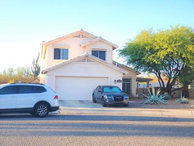 Tucson Single Family Home Active Contingent: 10020 E English Woods Road