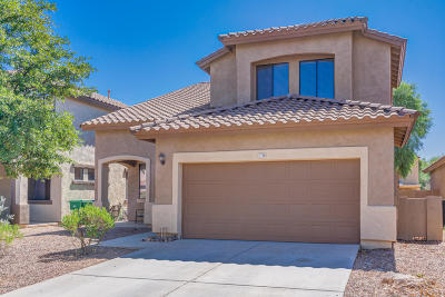 Sahuarita Single Family Home For Sale: 450 E Placita Costana