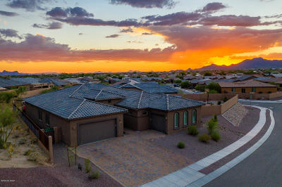 Oro Valley Single Family Home For Sale: 12895 N Eagles Summit Drive