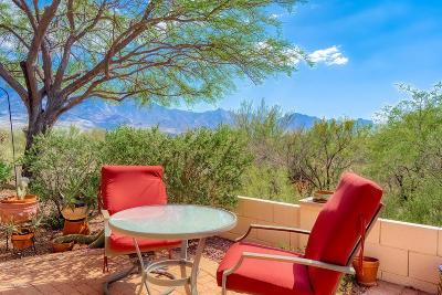 Tucson Townhouse Active Contingent: 63609 E Vacation Drive