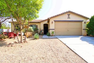 Sahuarita Single Family Home For Sale: 35 W Via Costilla