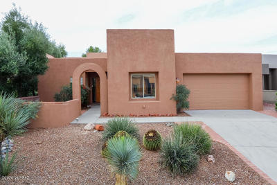 Oro Valley Single Family Home For Sale: 13843 N Maxfli Drive