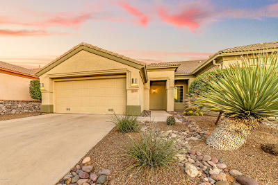 Marana Single Family Home For Sale: 13250 N Heritage Gateway Avenue
