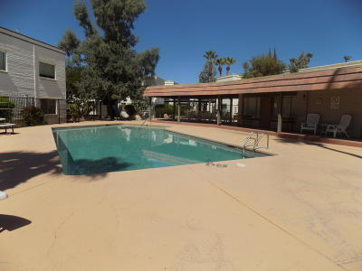 Tucson Condo For Sale: 8450 E Old Spanish Trail #216