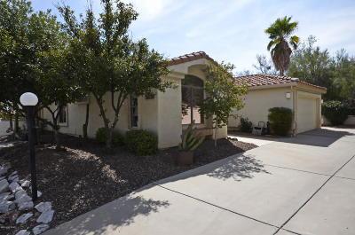 Tucson Single Family Home Active Contingent: 2381 W Catalpa Road