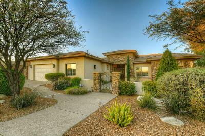 Oro Valley Single Family Home For Sale: 668 W Bright Canyon Drive