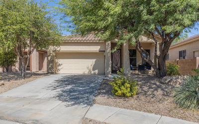 Vail Single Family Home Active Contingent: 12511 E Rust Canyon Place