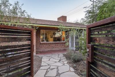 Tucson Single Family Home For Sale: 2002 E Monte Vista Drive