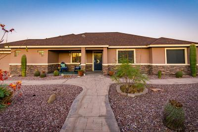 Tucson Single Family Home For Sale: 4755 W Benjamen Road
