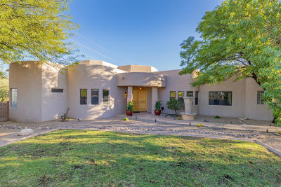 Sahuarita Single Family Home Active Contingent: 1401 W Calle De La Plaza