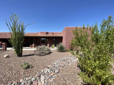 Tucson Single Family Home For Sale: 3810 W Sweet Place