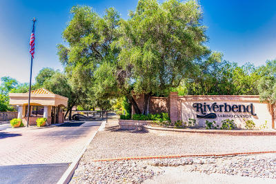 Tucson Townhouse For Sale: 7061 E Cll Tabara