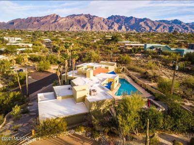 Tucson Single Family Home For Sale: 3850 N Calle Cancion