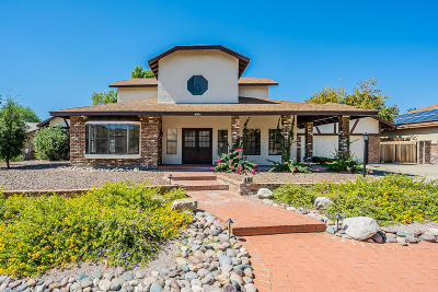 Tucson Single Family Home Active Contingent: 4301 N Ventana Drive