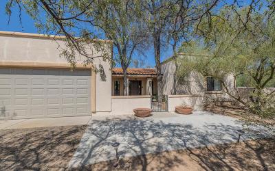 Tucson Single Family Home For Sale: 12421 E Avenida De La Vista Verde