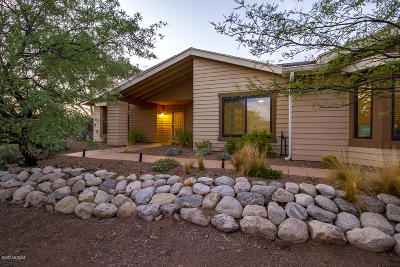 Tucson Single Family Home For Sale: 11151 E Windridge Terrace