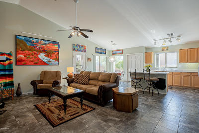 Oro Valley Single Family Home For Sale: 2668 E Big View Drive