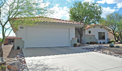 Oro Valley Single Family Home Active Contingent: 958 E Coachwood Drive