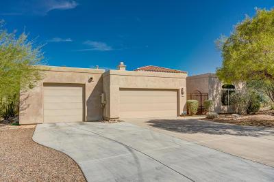 Tucson Single Family Home For Sale: 1758 W Camino De Torreon