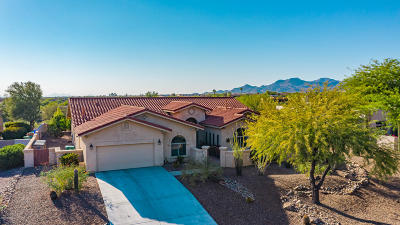 Oro Valley Single Family Home For Sale: 12129 N Tall Grass Drive