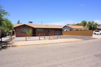 Tucson Single Family Home Active Contingent: 1411 E Mabel Street