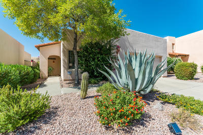 Oro Valley Single Family Home Active Contingent: 11679 N Mineral Park Way