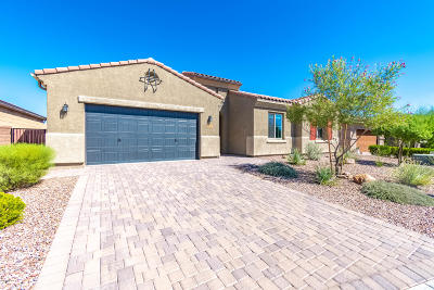 Oro Valley Single Family Home For Sale: 830 W Chrysanthia Court