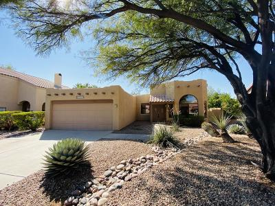 Oro Valley Single Family Home Active Contingent: 11321 N Palmetto Dunes Avenue