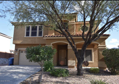 Oro Valley Single Family Home Active Contingent: 10176 N Nine Iron Drive