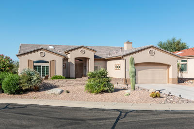 Oro Valley Single Family Home Active Contingent: 2148 E Bighorn Mountain Drive