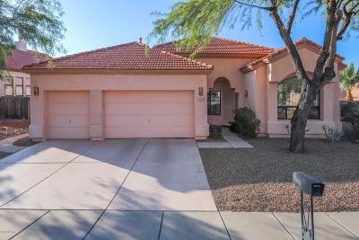 Tucson Single Family Home Active Contingent: 7074 N Avenida Adella