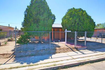 Tucson Single Family Home For Sale: 107 W Missouri Street