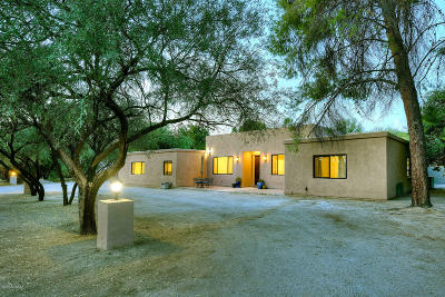 Tucson Single Family Home For Sale: 12025 E Dry Gulch Place