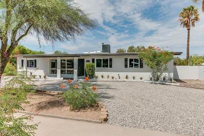 Tucson Single Family Home Active Contingent: 610 S Lehigh Drive