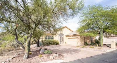 Tucson Single Family Home Active Contingent: 801 S Deer Meadow Loop
