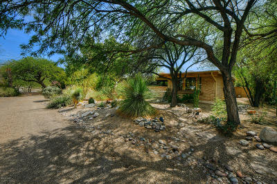 Tucson Single Family Home Active Contingent: 5650 E 9th Street