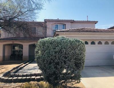 Tucson Single Family Home For Sale: 7450 S Madera Village Drive