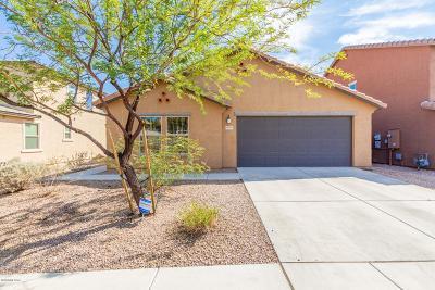 Tucson Single Family Home Active Contingent: 10267 E Placita De Dos Pesos
