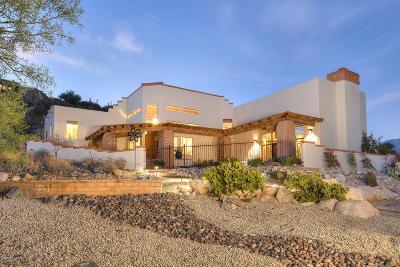Tucson Single Family Home Active Contingent: 4535 N Buckskin Way