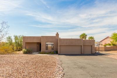 Tucson Single Family Home Active Contingent: 5439 W Kara Nicole Court