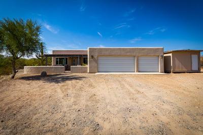 Tucson Single Family Home For Sale: 5151 N Amapola Way