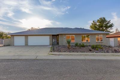 Tucson Single Family Home For Sale: 875 N La Salle Avenue #39
